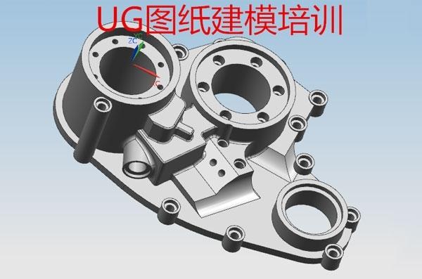 UG数控编程培训刀路的常用类型和作用